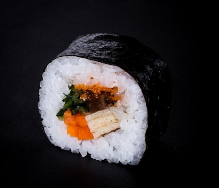 Vegetarian maki (F3)