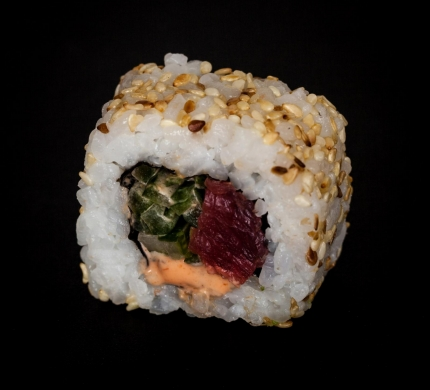Spicy Teka roll (U2)