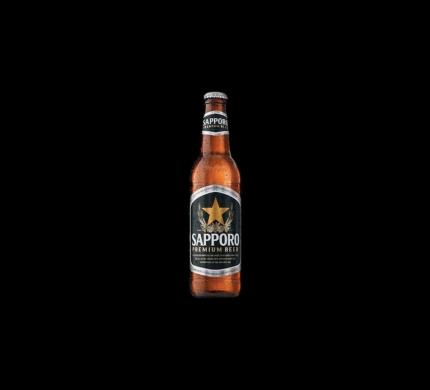 Sapporo 0,33l